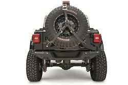 Fab Fours Jl2070-1 Spare Tire Carrier Fits 18-20 Wrangler Jl