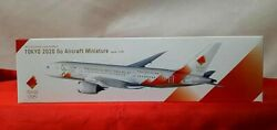 1/200 Tokyo 2020 Go Olympic Torch Special Transport Aircraft Snap-in Model/box