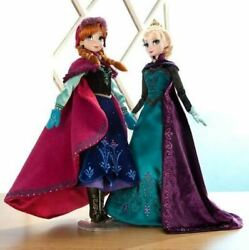Anna And The Snow Queen Anal Limited Doll Doll Figure Limited Disney Store Mov