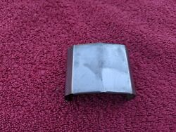 1941 1942 1946 Chevy Pickup Truck Grille Crank Hole Cover Oem Stainless