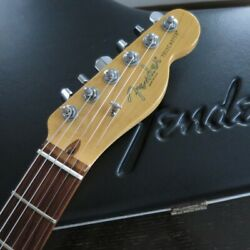 Fender American Standard Telecaster Hh 2014 W/fenderand039s Hard Case From Japan