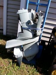 Volvo Penta 275 Outdrive Complete W/coverpinsprop Etc