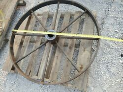 Primitive Antiques 1800'- 1899, Industrial Gears For Artist