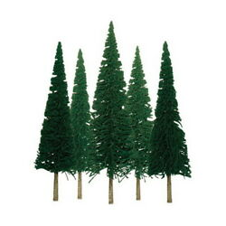 Jtt Scenery Products 92002 N 2-4 Super Scenic Pinetree Pack Of 36