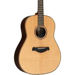Taylor Builderand039s Edition 717 Grand Pacific Dreadnought Acoustic Guitar Natural