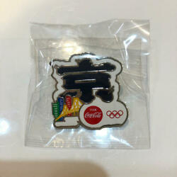 Cocacola Olympic Pin Badge