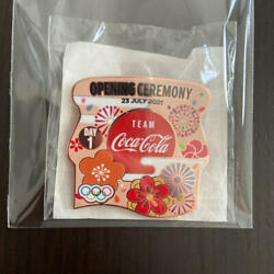 Cocacola Pin Badge Daypin Day1