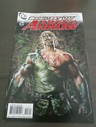 Brightest Day Green Arrow Issue 3 12