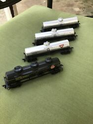 Athearn Ho, Single Dome Tank Car, Southern Pacific 60683 Conx Koppers