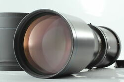 [opticals Mint W/ Hood] Mamiya Apo-sekor L 500mm F/6 Lens For Rb67 Sd From Japan