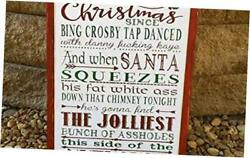 Wood Hanging Sign Christmas Vacation Sign National Lampoon Griswold Christmas