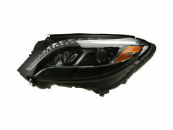 For 2017 Mercedes Maybach S550 Headlight Assembly Left 46237pw
