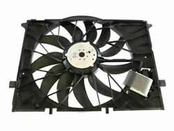 For 2005-2006 Mercedes Cl65 Amg A/c Condenser Fan Assembly Genuine 96989rf