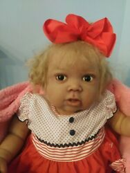 Partial Silicone Doll By Lorna Miller Sands