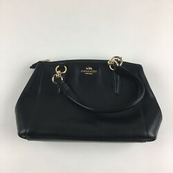 Coach Black Saddle Small Bag Great Condition. Designer Bags. $79.99
