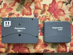 Raymarine S3 Course Computer In Good Working Condition W/ Network Bus