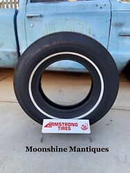 Vintage Armstrong Tires Display Stand Rack Sign - Gas And Oil