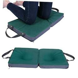 Gardening Kneeler Pad,foldable Extra Thick Kneeling Mat,knee Protector For