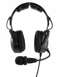 The Lightest Anr Carbon Headset For Helicopter Pilots