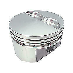 Srp Sbf 4.040 In Bore Windsor Flat Top Forged Piston 8 Pc P/n 138731