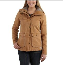 Nwt Womens Weathered Duck Wesley Coat Size Xxl 102247