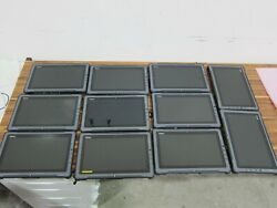 Lot Of 11 Getac F110 Tablet Core I7 No Ssd Not Tested Read