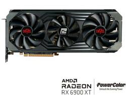 Powercolor Red Devil Amd Radeon Rx 6900 Xt Gaming Graphics Card With 16gb Gddr6