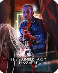 Slumber Party Massacre Limited Edition Steelbook [blu-ray] - Shout Factory