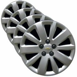Hubcap Replacement For Chevrolet Cruze 2011 - Professional Recon Like-new - 1...