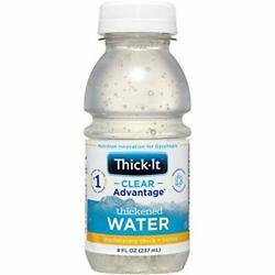 Thick It Clear Advantage Thickened Water - Moderately Thick/honey 8 Oz Bottle...