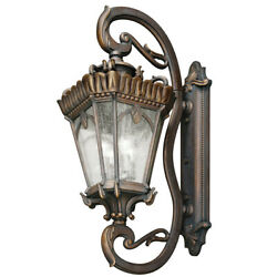 Kichler 9360 Londonderry Tournai Collection 4-light 46 Outdoor Wall Light