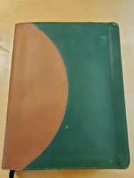 Nrsv Wesley Study Bible - Green/brown Faux Leather Edition New Revised Standard