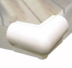 Taylor Made Products 90 Degree Vinyl Dock Corner Bumper White 6 X 6