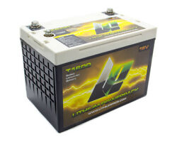 Lithium Pros Lithium-ion Power Pack 16v 750 Cranking Amps Battery P/n T1600