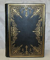 1870 Large Antique Holy Bible