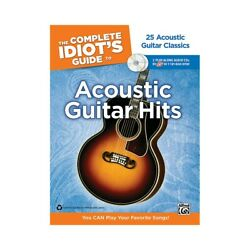 Alfred The Complete Idiots Guide To Acou Gtr Tab Bk/2cd