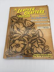2 The Leather Crafters And Saddlers Journal Magazines 2008, Volume 18. 1 And 2