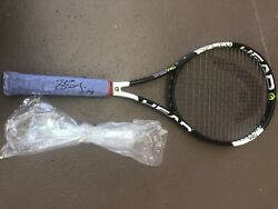 Head Ash Barty Pro Stock Signed-top Match Used Condition-graphene Speed Pro Pj