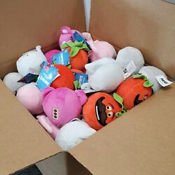 Fortnite 4 Plush Heads Variety Wholesale Lot Of 100 New With Tags By Russ