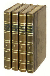 Great Britain / Select Trials For Murder Robbery Burglary Rapes Sodomy 65499