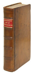 Robert Richardson / Law Of Testaments And Last Wills Containing All That 66904