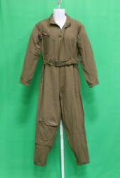 Wwii Usaaf Us Army Air Force Type A-4 Wool Flight Suit
