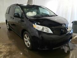 Automatic Transmission 6 Cylinder Fwd Fits 11-16 Sienna 1783642
