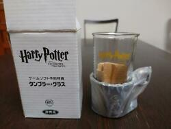 Harry Potter Tumbler And Glass Not Sold In Stores Item Character Goods