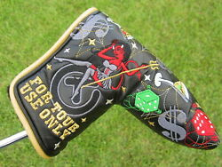 Scotty Cameron Tour Only 2015 Las Vegas Red Devil Sin City Circle T Headcover