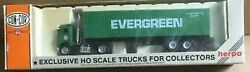 Con-cor 0004-001011 Ho Evergreen Tractor And Container