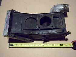 Aircraft Carburetor Airbox For Continental Lycoming And Other Engines