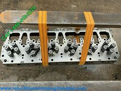 Brand New Cat C12 Cylinder Head- 1 Year Warranty 1482144 Completely Loaded