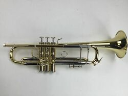 Used Bach 37 Bb Trumpet Sn 190399