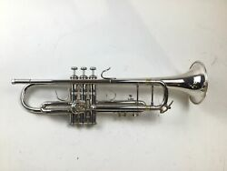 Used Bach 37 Bb Trumpet Sn 416018